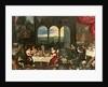 Taste, Hearing and Touch by Jan the Elder Brueghel