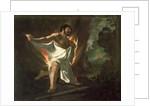 Hercules Tearing the Burning Robe by Francisco de Zurbaran