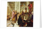 Christ Preaching in the Temple by Juan de Valdes Leal