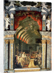 Holy Communion of Charles II and his Court by Claudio Coello