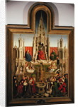 The Fountain of Life by Jan van Eyck