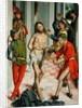 The Flagellation by Fernando Gallego