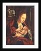 Madonna Feeding the Christ Child by Marinus van Reymerswaele