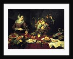 The Fruit Bowl by Frans Snyders or Snijders