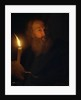 Man with a Candle by Godfried Schalken or Schalcken