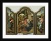 Adoration of the Magi by Pieter Coecke van Aelst