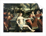 Susanna and the Elders by Jan Massys or Metsys