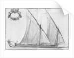 Building, equipping and launching of a galley, plate XIX by French School