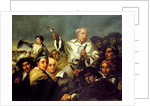 The Revolution by Eugenio Lucas Velazquez