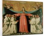 Virgin of the Misericordia Sheltering the Carthusians by Francisco de Zurbaran