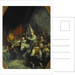 Damned by the Inquisition by Eugenio Lucas Velazquez
