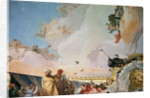 The Glory of Spain III by Giovanni Battista Tiepolo