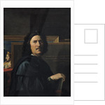 Portrait of the Artist by Nicolas Poussin