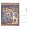 The Vision of the Thrones by Giotto di Bondone