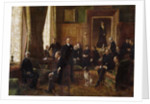 The Salon of the Countess Potocka by Jean Beraud