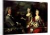 Family Portrait by Nicolas de Largilliere