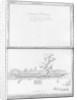 Caulking a galley, twentieth demonstration by illustration from 'Demonstrations de toutes les pieces de bois