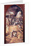 Christ on the Road to Calvary by Hieronymus Bosch