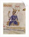 Kankou Mousa, King of Mali by Spanish School