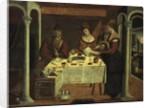 Herod's Feast by Veneto-Byzantine School