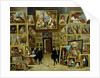 Archduke Leopold Wilhelm in his Picture Gallery by David the Younger Teniers