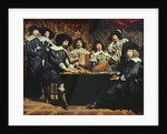 The Academy, or The Amateurs' Meeting by Mathieu Le Nain