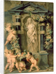 Statue of Ceres by Peter Paul Rubens