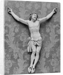 Christ Crucified, by Michelangelo Buonarroti by Anonymous