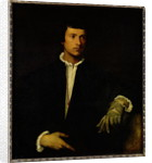 The Man with a Glove by Titian