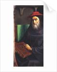 Portrait of Cardinal Bessarion by Joos van Gent