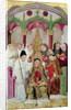 Consecration of a Bishop, Valencian School by Spanish School