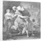 Aeneas carrying Anchises by Carle van Loo