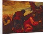 Christ Sinking under the Weight of the Cross by Veronese