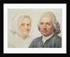 The artist's parents by Simon (1735-1800_ Julien