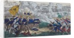 The Battles of Champigny and Villiers-sur-Marne by French School