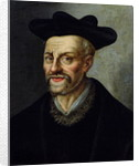 Portrait of Francois Rabelais by French School