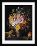 Flowers by Jean Francois Garneray