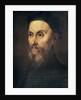 Portrait of John Calvin by Titian