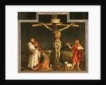 The Crucifixion by Matthias (c.1480-1528) Grunewald