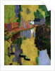 The Talisman, or The Swallow-hole in the Bois d'Amour, Pont-Aven by Paul Serusier