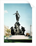 The Triumph of the Republic by Aime Jules Dalou