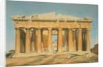 The Parthenon, Athens by Louis Dupre