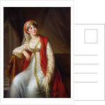 Madame Giuseppina Grassini in the Role of Zaire by Elisabeth Louise Vigee-Lebrun