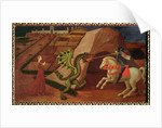 St. George and the Dragon by Paolo Uccello