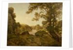 Le Saut de Loup by Henri-Joseph Harpignies