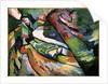 Improvisation VII, 1910 by Wassily Kandinsky