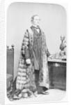 William Ewart Gladstone by English Photographer