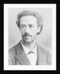 Portrait of Benjamin Godard by French Photographer