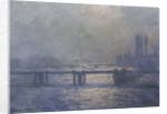 London by Claude Monet