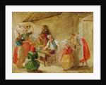 The Cobbler by Francisco Jose de Goya y Lucientes